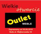 WIELKIE OTWARCIE OUTLET meble!