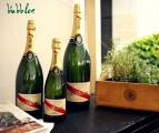 Najlepsze szampany i wielcy producenci w barze Bubbles!